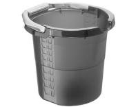Rotho Skaleneimer Daily 10 Liter anthrazit