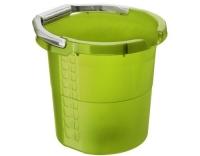 Rotho Skaleneimer Daily 10 Liter grün