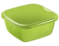 Rotho Becken eckig Daily 9.5 Liter grün