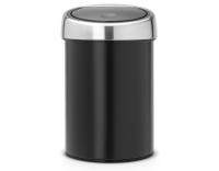 Brabantia Touch Bin 3 Liter Black