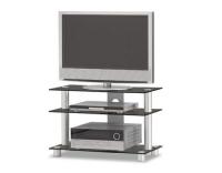 Just-Racks TV8553, schwarz