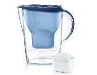 Brita Tischwasserfilter Marella Cool blau