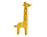 Vegas Lights Symbol Giraffe gelb