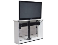 TV Lift Premium 2, silber, Metall / 0539
