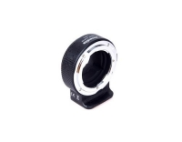 Commlite Adapter Nikon F Linsen zu Sony E