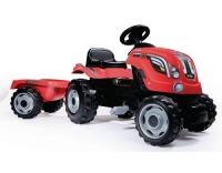 Smoby GM Bull Traktor Farmer XL (Rot)
