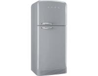 SMEG Kühlschrank FAB50RSV Silber R