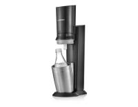 Crystal black / metall - 60L Zylinder