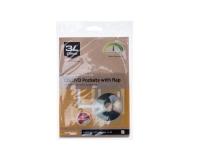 3L CD-Tasche selbstklebend aus PP