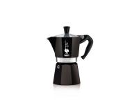 Bialetti Moka Express für 6 Tassen schwarz
