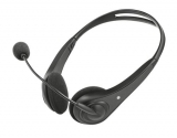 Trust InSonic Chat Headset für PC+ Notebook