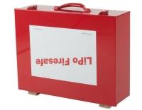 LiPo Firesafe Typ 02 mit 2 Unterteilungen