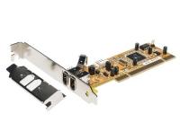 exSys EX-6450, 3x FireWire 1394A