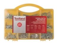 Toolland Schrauben-Sortiment