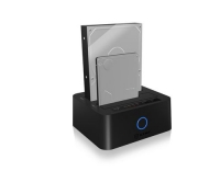 ICY BOX IB-123CL-U3, 2-Fach HDD Dock/Klon