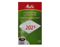 Melitta Filtertüte Pyramide 202s, 100 Stück
