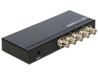 Delock 1in-4Out Port 3GI-SDI Switch