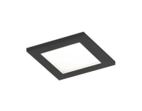 W&D LUNA SQUARE IP44 1.0 LED B