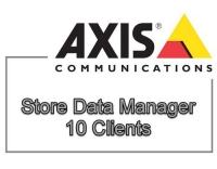 AXIS Data Manager 10p Core E-Liz