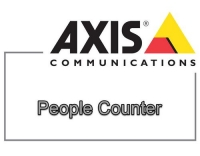 AXIS Video Analyse People Counter E-Liz