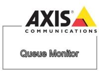 AXIS Video Analyse Queue Monitor E-LIZ