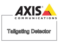 AXIS Video Analyse Tailgating Detect E-LIZ