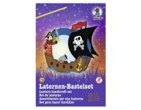 URSUS Laternen-Bastelset Pirat