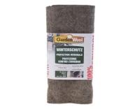 GardenWool Winterschutzmatte grau
