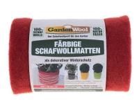 GardenWool Winterschutzmatte farbig rot