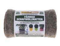 GardenWool Winterschutzmatte farbig schwarz