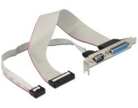 Seriel 1 Ports Seriell+Parallel Bracket