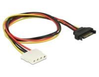 SATA/Molex Adapterkabel, 50cm