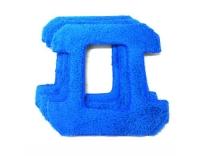 Hobot Microfaser-Pad blau zu HB268/ 288