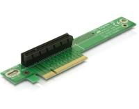 Delock PCI-Express Riserkarte, x8 zu x8