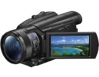 Sony 4k Camcorder FDR-AX700 schwarz