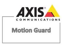 AXIS Motion Guard 1er Lizenz ESD
