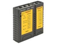 LAN-Tester für Netzwerk RJ12 & RJ45