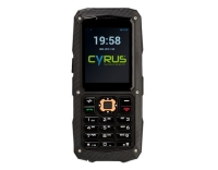Cyrus CM8 Solid black