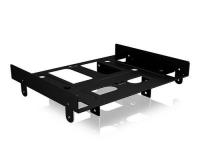 Icy Box IB-AC652 Rahmen für 4x 2.5 SSD/HDD