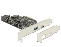 Delock PCI Express x4 Karte