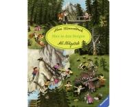 Mein Wimmelbuch: Berge