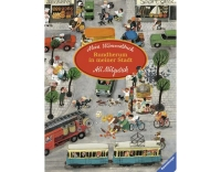 Mein Wimmelbuch: Stadt