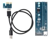 Kolnik PCI-Express Riser Card, x1 zu x16