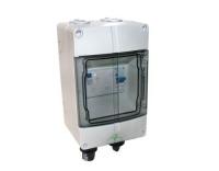Solar-pac Grid-Box Schutzeinrichtung