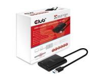 Club 3D, MST Hub USB Typ-A 3.1