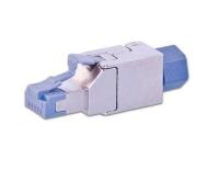 Feldkonfektionierbarer RJ45 Stecker, 10Gbps