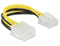 Delock Stromversorgungskabel 8 Pin EPS