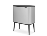 Brabantia Recyclingeimer Bo Touch Bin steel