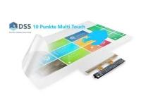 DSS Touchfolie für 49/50 Displays