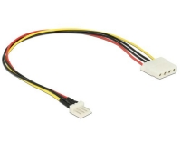 Floppy Stecker - Molex Stromadapter , 30cm